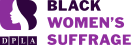 Black Women's Suffrage Logo
